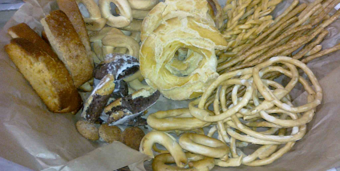 Galletas - Snacks - Taralli